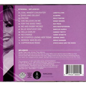 ウィノナジャッド Wynonna (Various Artists) - Spotlight: Influences (CD)|musique69|02