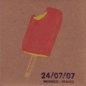 ピーターガブリエル Peter Gabriel - Encore Series: The Warm Up Tour Monaco, France 24/07/2007 (CD)|musique69