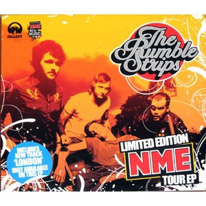 ランブルストリップス Rumble Strips - Limited Edition NME Tour Ep (CD)|musique69