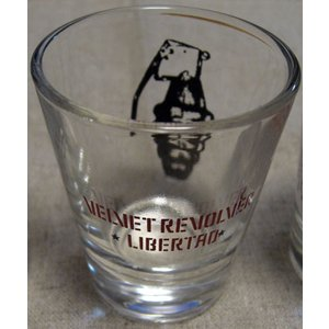 ヴェルヴェットリヴォルヴァー Velvet Revolver - Libertad: Granade Shot Glass (goods)|musique69