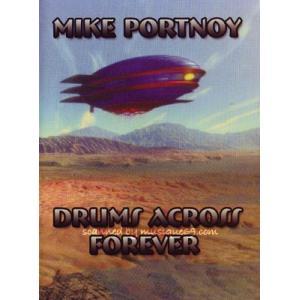 トランスアトランティック Transatlantic (Mike Portnoy) - Drums Across Forever (DVD) musique69