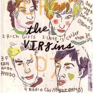 ヴァージンズ - The Virgins Ep (CD)|musique69