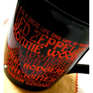 レッドツェッペリン Led Zeppelin - Ahmet Ertegun Tribute Concert Memorial Mug (goods)|musique69