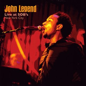 ジョンレジェンド John Legend - Live at SOB's (CD)|musique69