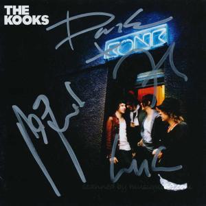 ザ・クークス The Kooks - Konk: Exclusive Autographed Edition (CD)|musique69