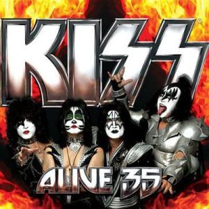 キッス Kiss - Alive 35: Bergen, Norway 01/06/2008 (CD)|musique69