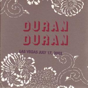 デュランデュラン Duran Duran - Encore Series: Las Vegas, Nv 07/17/2003 (CD)|musique69