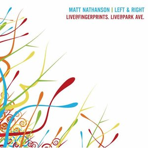 Matt Nathanson - Left & Right: Live @ Fingerprints. Live @ Park Ave. (CD)|musique69