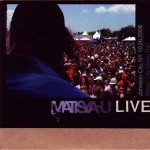マティスヤフ Matisyahu - Live: Johnson City, Ny 10/26/2008 (CD)|musique69