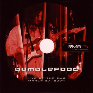 バンブルフット Bumblefoot - Live at the RMA, March 27, 2004 (DVD)|musique69