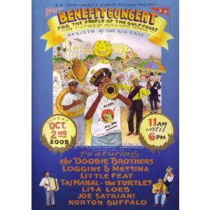 ドゥービーブラザーズ Doobie Brothers (Various Artists) - Benefit Concert for the People of the Gulf Coast (DVD) musique69