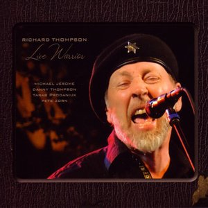 リチャードトンプソン Richard Thompson - Live Warrior (CD)|musique69