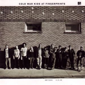 コールドウォーキッズ Cold War Kids - At Fingerprints (CD)|musique69