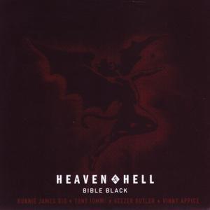 ヘヴンアンドヘル Heaven & Hell - Bible Black/ Neon Knights: Exclusive Limited Edition (vinyl)|musique69