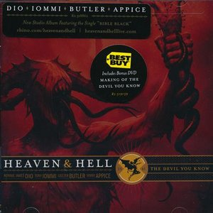 ヘヴンアンドヘル Heaven & Hell - The Devil You Know: Exclusive Edition (CD/DVD)|musique69