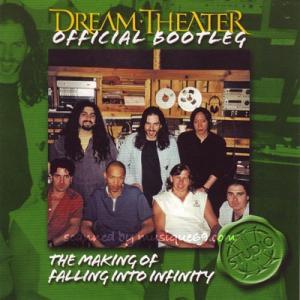 ドリームシアター Dream Theater - Official Bootleg: The Making of Falling Into Infinity (CD)|musique69