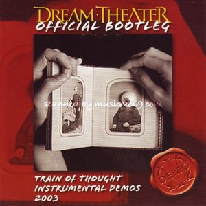 ドリームシアター Dream Theater - Official Bootleg: Train of Thought Instrumental Demos 2003 (CD)|musique69