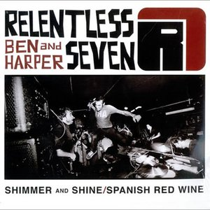 ベンハーパー Ben Harper & Relentless Seven - Shimmer and Shine/ Spanish Red Wine (vinyl)|musique69