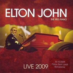 エルトンジョン Elton John - The Red Piano Live 2009: Barcelona, Spain 20/10/2009 (CD)|musique69