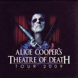 アリスクーパー Alice Cooper - Theatre of Death Tour 2009: London, England 06/12/2009 USB Edition|musique69