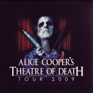 アリスクーパー Alice Cooper - Theatre of Death Tour 2009: London, England 06/12/2009 USB Edition|musique69