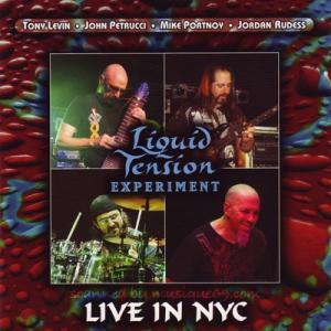 ドリームシアター Dream Theater (Liquid Tension Experiment) - Live in NYC (CD)|musique69