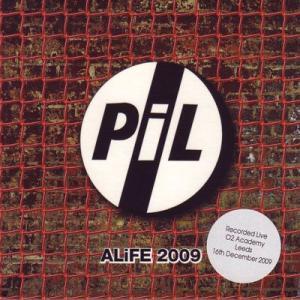 パブリックイメージリミテッド Public Image Ltd - Alife 2009: Leeds, England 16/12/2009 (CD)|musique69