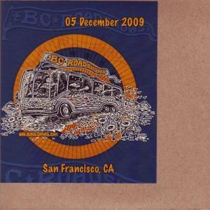 ブラッククロウズ Black Crowes - BC Roadshows: San Francisco, Ca 12/05/2009 (CD)|musique69