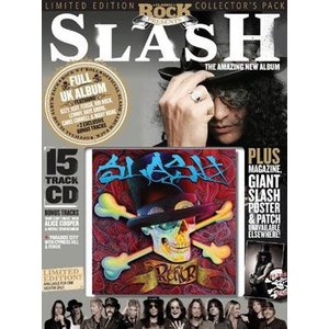 スラッシュ - Slash: Classic Rock Presents Exclusive Limited Edition Collector's Pack (CD)|musique69