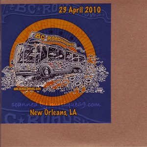 ブラッククロウズ Black Crowes - BC Roadshows: New Orleans, La 04/23/2010 (CD)|musique69
