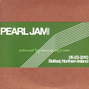 パールジャム Pearl Jam - 2010 Bootleg Series: Belfast, Northern Ireland 23/06/2010 (CD)|musique69