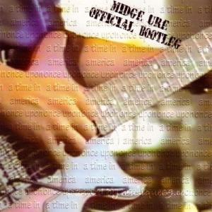 ウルトラヴォックス Ultravox (Midge Ure) - Once Upon a Time in America: Official Bootleg (VCD/CD)|musique69