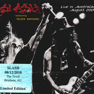 スラッシュ Slash feat. Myles Kennedy - Live in Australia: Brisbane 08/12/2010 (CD)|musique69