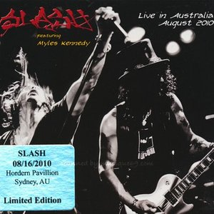 スラッシュ Slash feat. Myles Kennedy - Live in Australia: Sydney 08/16/2010 (CD)|musique69