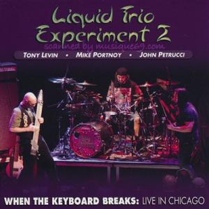 ドリームシアター Dream Theater (Liquid Trio Experiment 2) - When the Keyboard Breaks: Live in Chicago (CD)|musique69