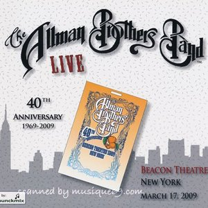 オールマンブラザーズバンド The Allman Brothers Band - Live (40th Anniversary Tour 1969-2009): Beacon Theatre, NYC 03/17/2009 (CD)|musique69