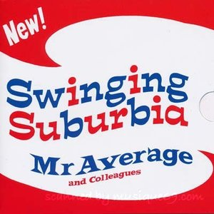 デフスクール Deaf School (Mr Average and Colleagues) - Swinging Suburbia: Exclusive Autographed Edition (CD)|musique69