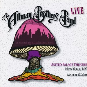 オールマンブラザーズバンド The Allman Brothers Band - Live: New York, Ny 03/19/2010 (CD)|musique69