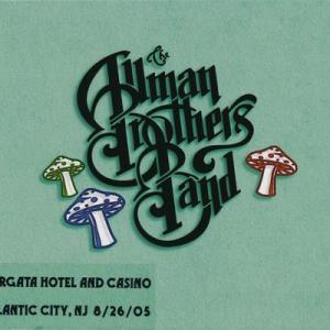オールマンブラザーズバンド Allman Brothers Band - Instant Live: Atlantic City, NJ 08/26/2005 (CD)|musique69
