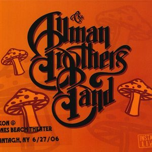 オールマンブラザーズバンド Allman Brothers Band - Instant Live: Wantagh, NY 06/27/2006 (CD)|musique69