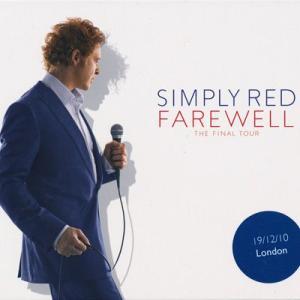 シンプリーレッド Simply Red - Farewell The Final Tour: London, England 19/12/2010 (CD)|musique69