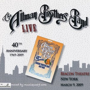 オールマンブラザーズバンド The Allman Brothers Band - Live (40th Anniversary Tour 1969-2009): Beacon Theatre, NYC 03/09/2009 (CD)|musique69