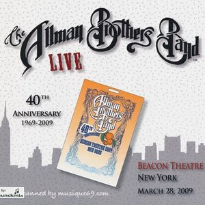 オールマンブラザーズバンド The Allman Brothers Band - Live (40th Anniversary Tour 1969-2009): Beacon Theatre, NYC 03/28/2009 (CD)|musique69