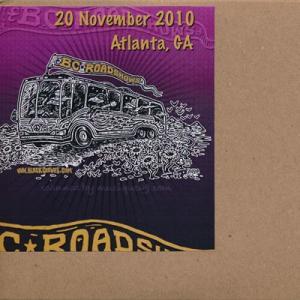 ブラッククロウズ The Black Crowes - BC Roadshows: Atlanta, Ga 11/20/2010 (CD)|musique69