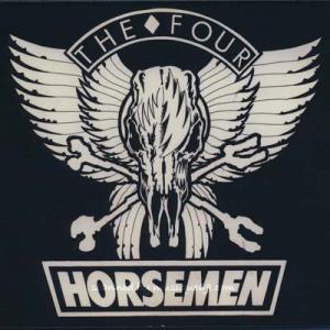 フォーホースメン The Four Horsemen - Welfare Boogie Ep: 21st Anniversary Edition (CD)|musique69
