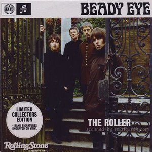 ビーディアイ Beady Eye - The Roller Rolling Stone Exclusive Vinyl: Limited Collectors Edition|musique69