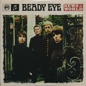 ビーディアイ Beady Eye - News of the World Sampler (CD)|musique69
