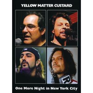 イエローマターカスタード Yellow Matter Custard - One More Night in New York City (DVD)|musique69
