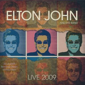 エルトンジョン Elton John and His Band - Live 2009: Wiesbaden, Germany 30/06/2009 (CD)|musique69