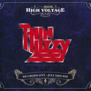 シンリジィ Thin Lizzy - High Voltage Festival: London, England 23/07/2011 (CD)|musique69